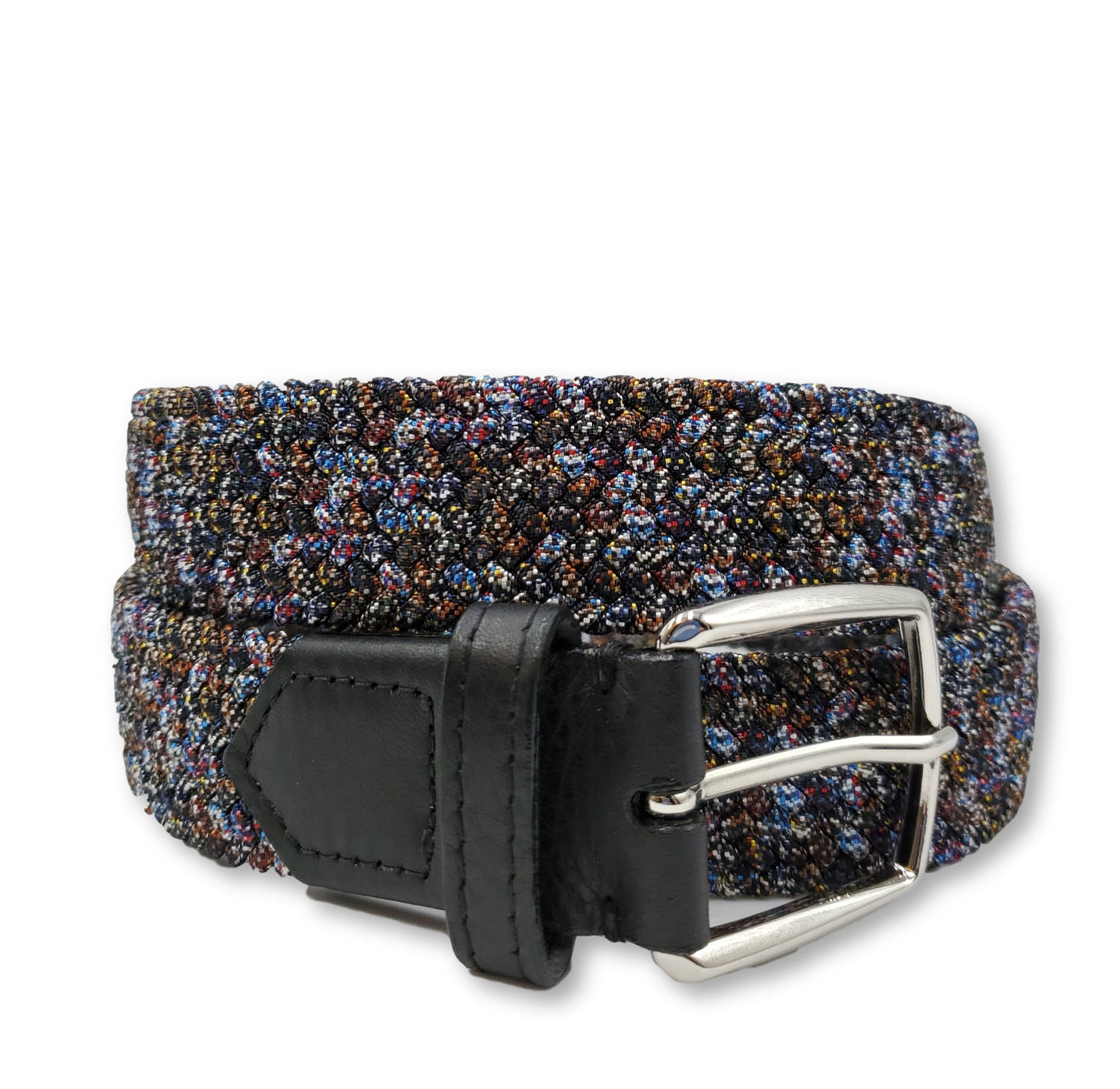 Speckled Stretch Belt - FH Wadsworth