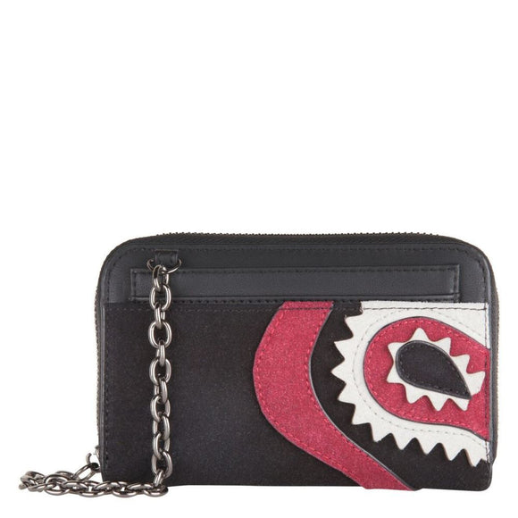 Bulaggi purse zip around pu