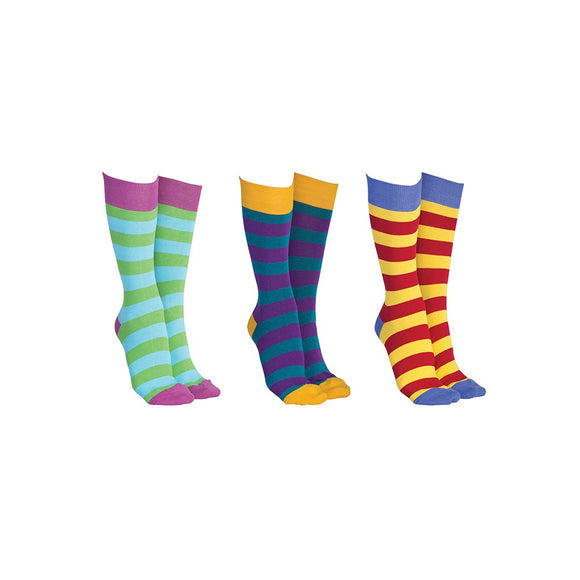 Sock Society Fave bold stripe