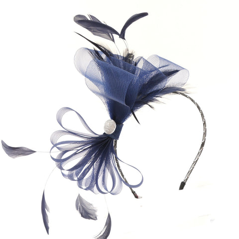 Peach Accessories  Fascinator YH14
