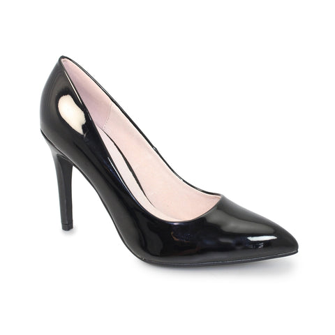 Lunar Powell patent court shoe high heel