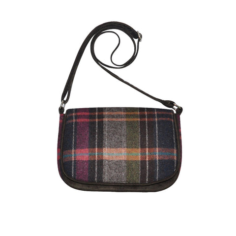 Earth Squared Saddle bag