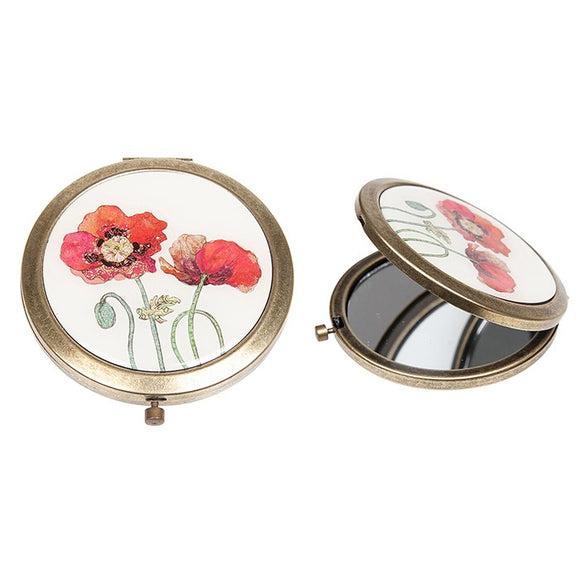 Joe Davies poppy mirror