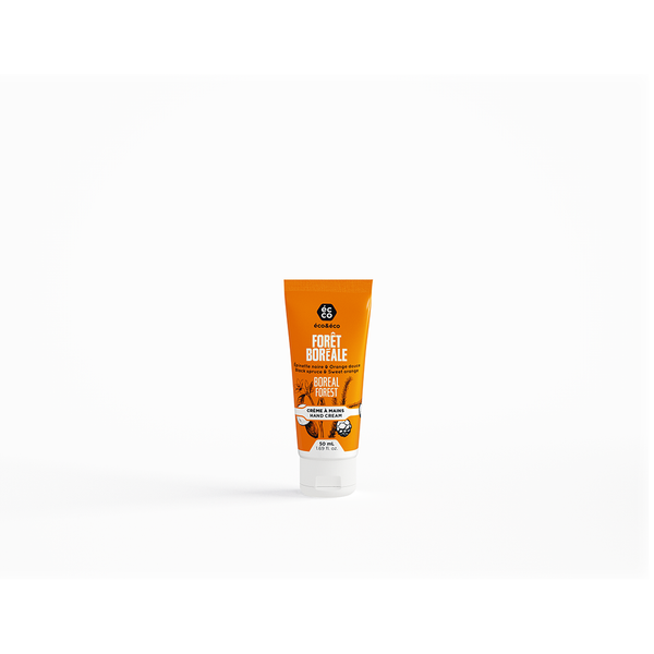 Hand cream - Black spruce & Sweet orange