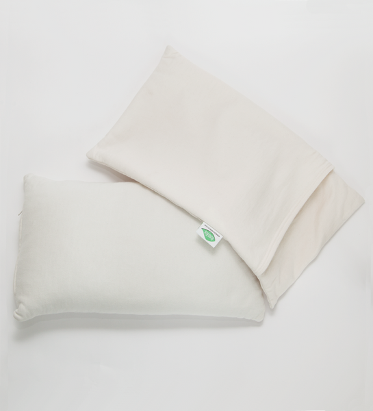 Small Buckwheat Pillow with pillow case