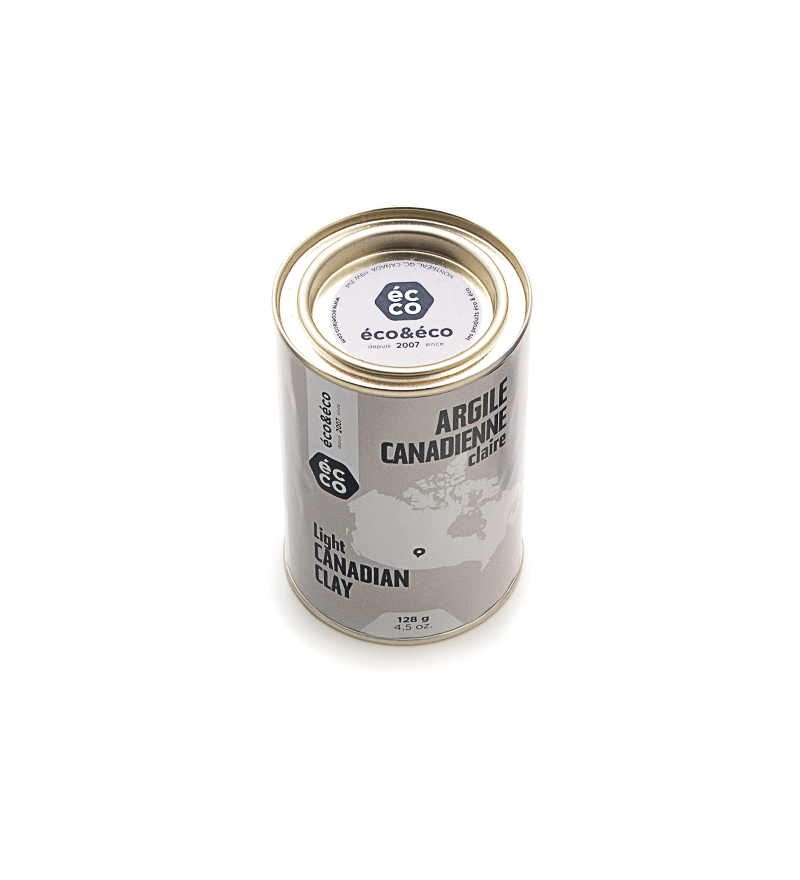 Light Canadian Clay (128 g)