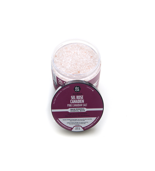 Pink Canadian Salt - Coarse