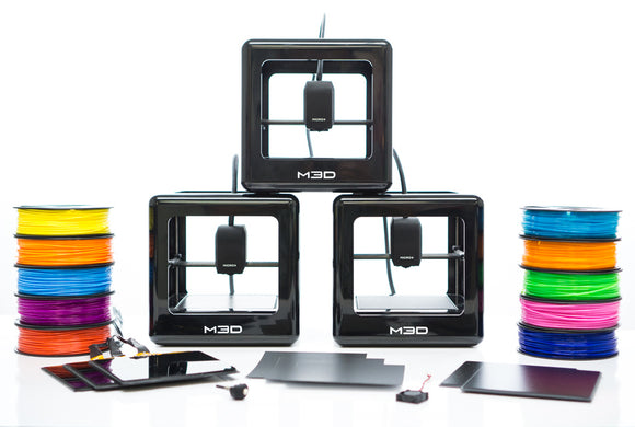 School -The Micro+ 3D Printer - Discovery Pack