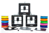 The Micro+ 3D Printer - Discovery Pack