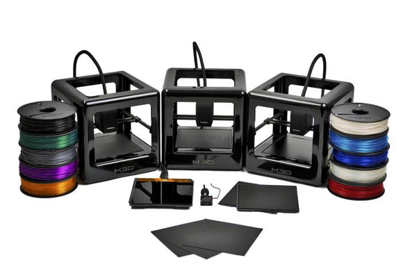 School - The Micro+ 3D Printer - Discovery Pack