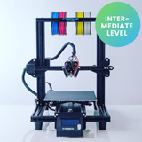 The Crane Quad 3D Printer