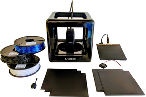 The Micro+ 3D Printer - Starter Pack