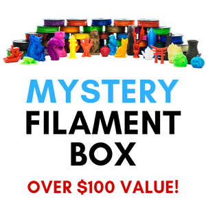 ✨Mystery Filament Box (Over $100 Value!)✨