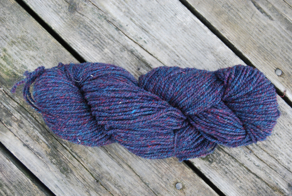 Blackberry 2 Ply Cottage Craft 100% Wool