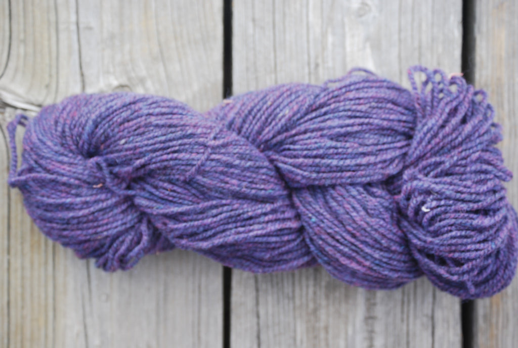 Plum 2 Ply Cottage Craft 100% Wool
