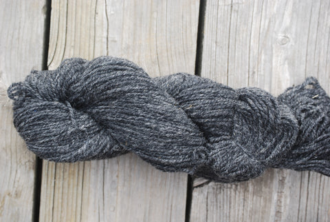 Charcoal 2 Ply Cottage Craft 100% Wool