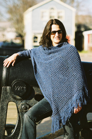 New Crochet Shawl Kit