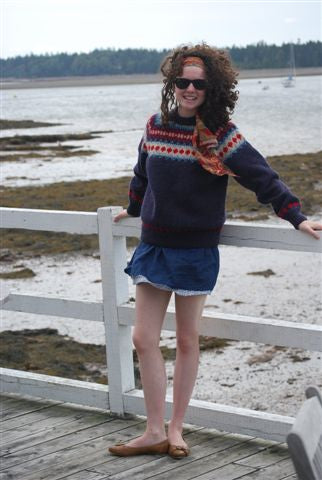 New Brunswick Pullover/Cardigan Pattern
