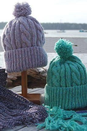 Cottage Craft Cable Toque Kit