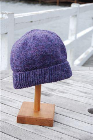 Cottage Craft Watch Cap Pattern