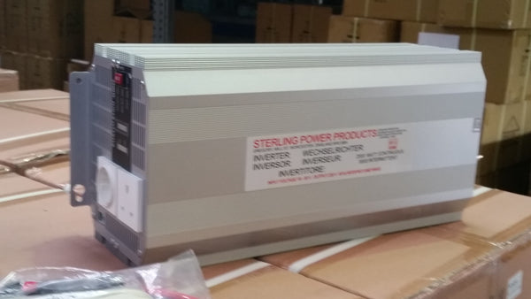 I242500 24V Quasi Sine Wave Inverter 230V output 2500W (30 Days Warranty Only)