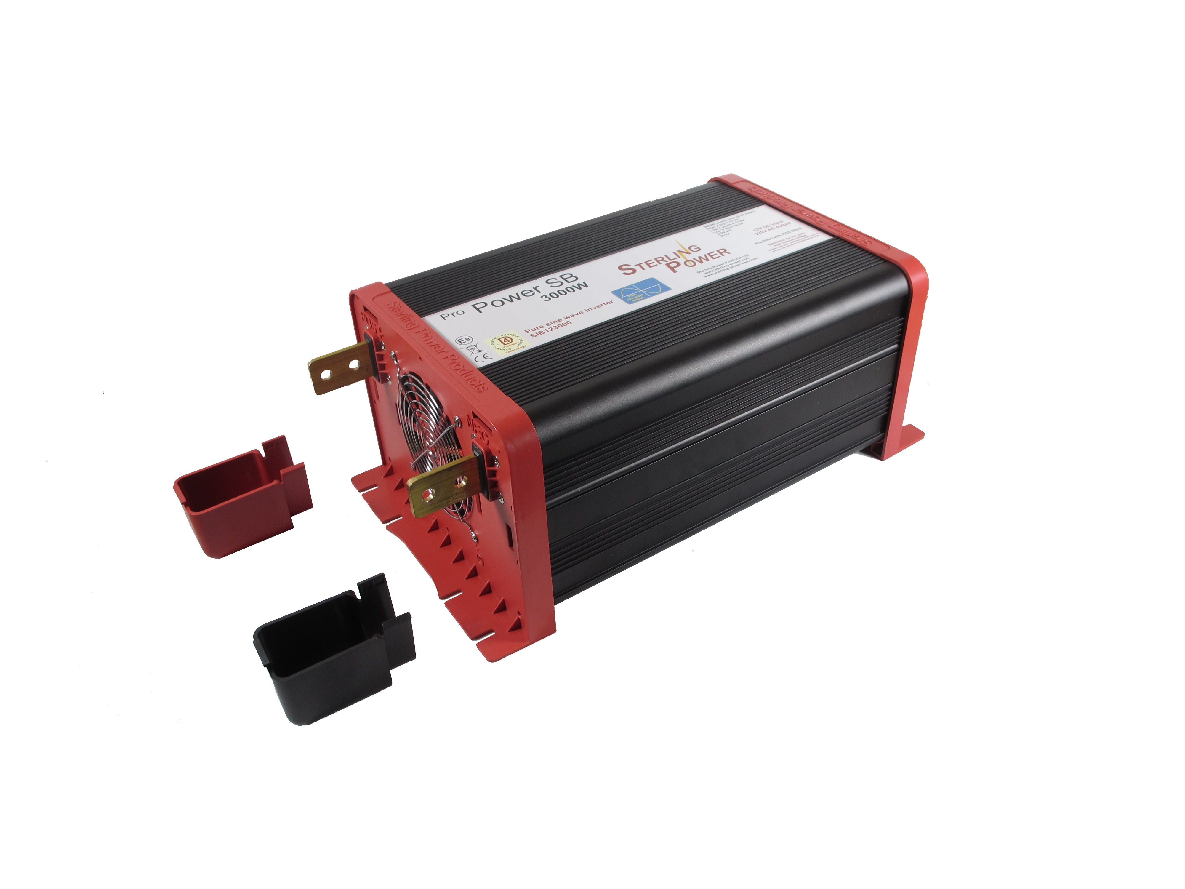Pro Power Pure Sine Wave Inverters With RCD