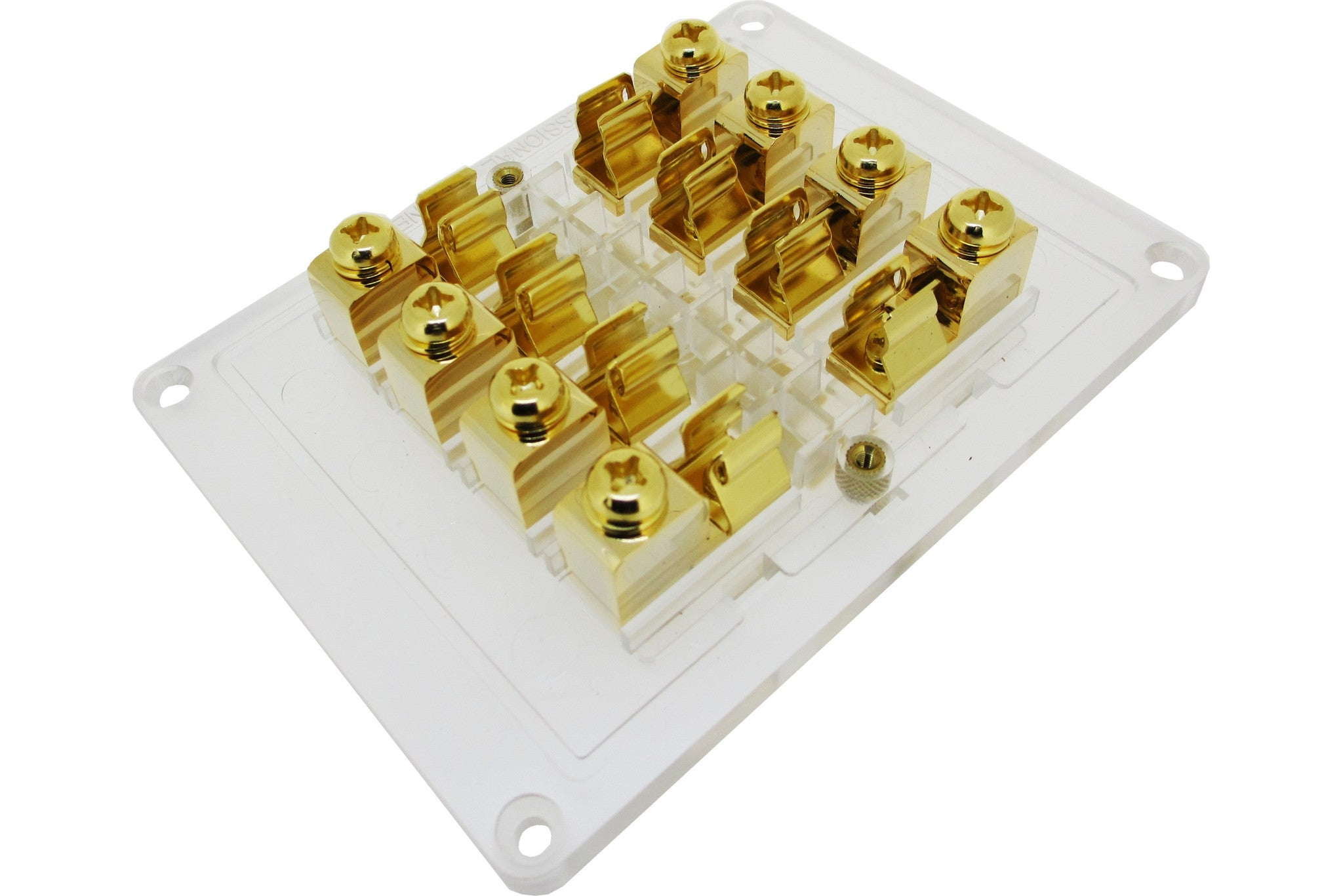 Fuse Block Series Fuse Type AUE