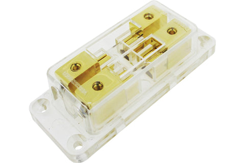 Fuse Block Series, Fuse Type AMT Range 20-80A