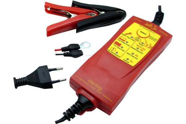 sterling battery to battery charger manual