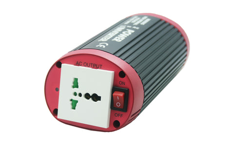 Coke can inverter 12V 100W UK socket (30 Days warranty)