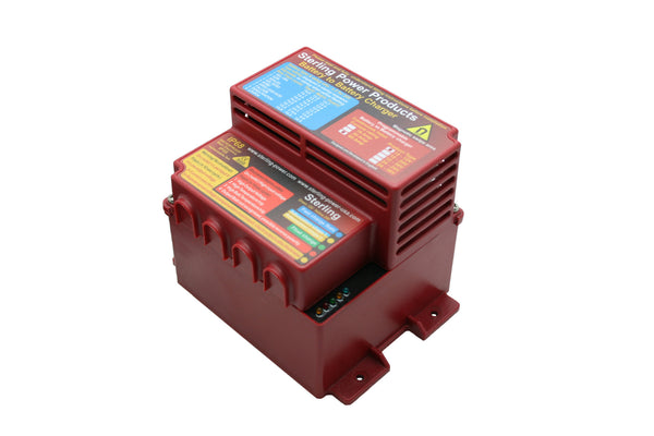 Battery to Battery Chargers 12V + 12V-24V 60A / 120A (Waterproof) BBW