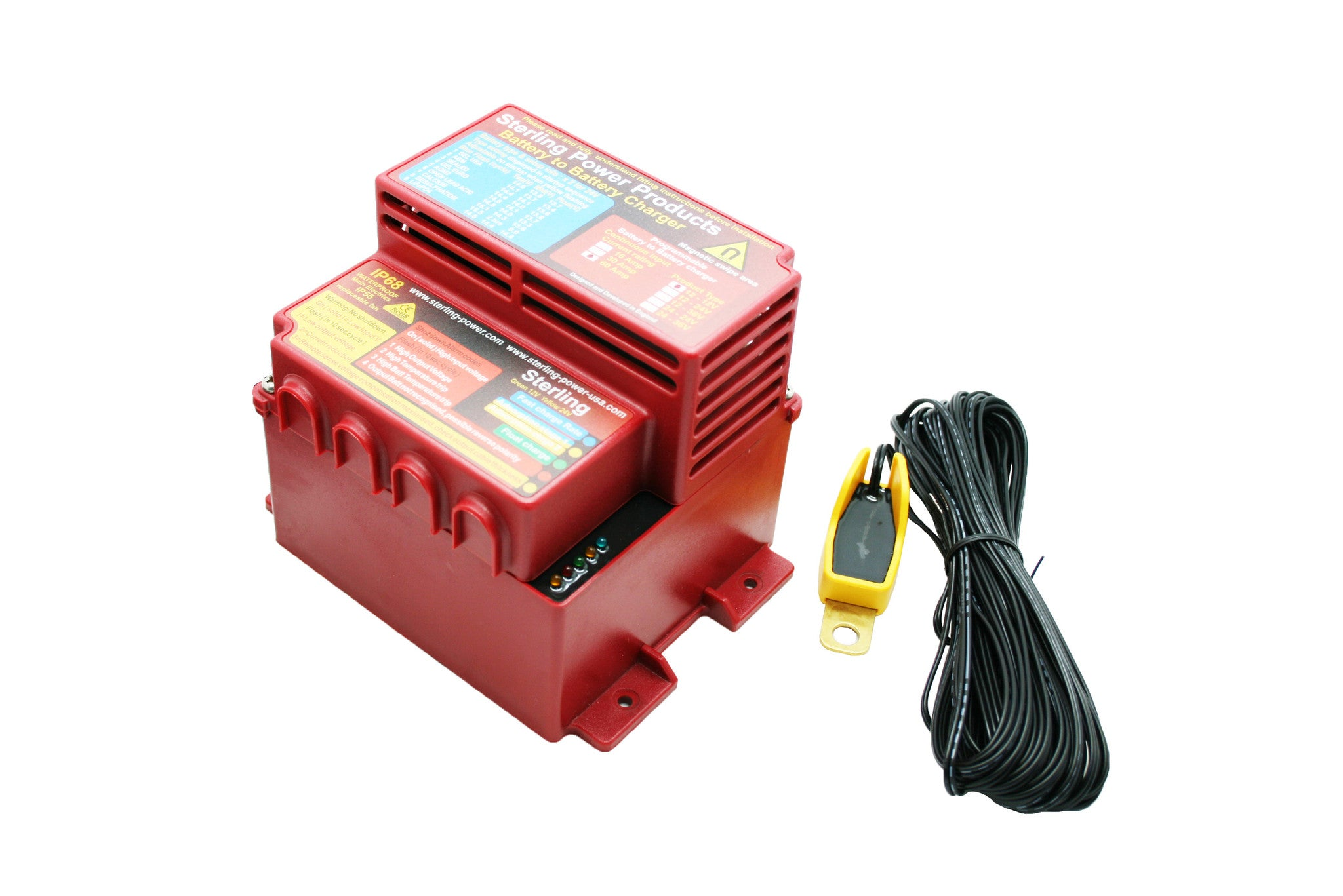 Battery to Battery Chargers 60A (Waterproof) BBW 30 Days Warranty