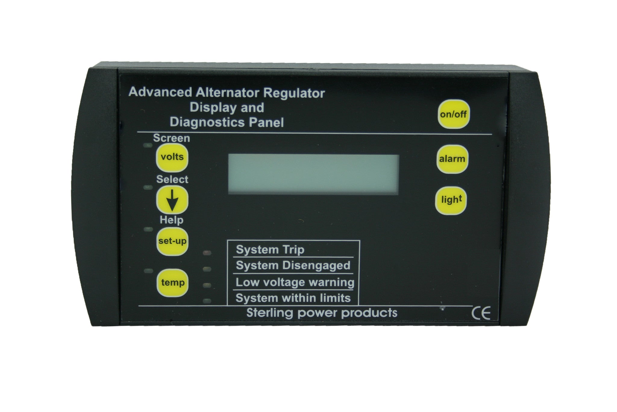 Universal Advanced Digital Alternator Regulator Pro Reg D (PDAR)