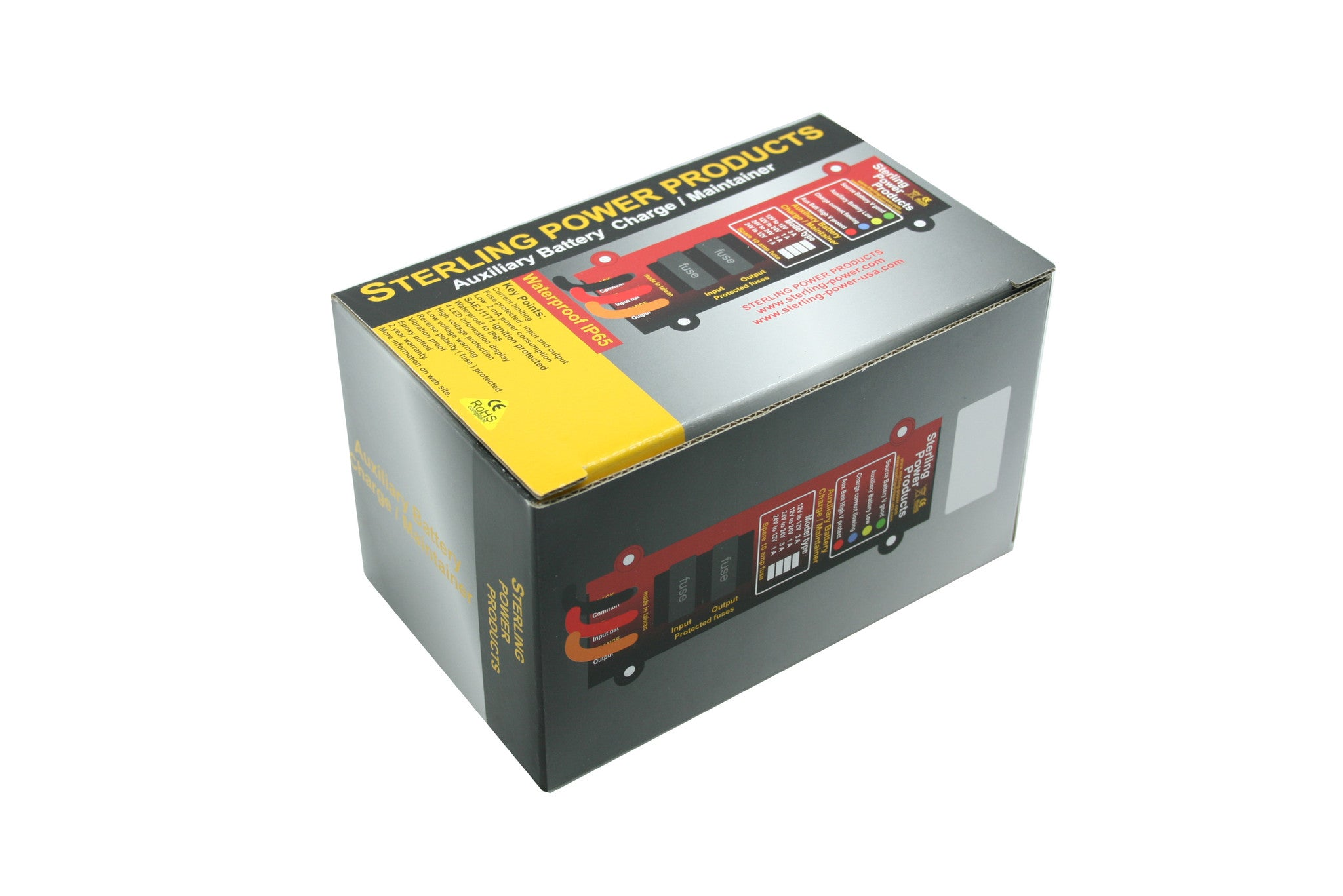 battery maintainer sterling power products battery maintainer