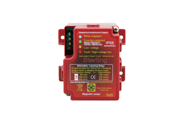 Latching Relay Pro Latch R Sterling Power Products