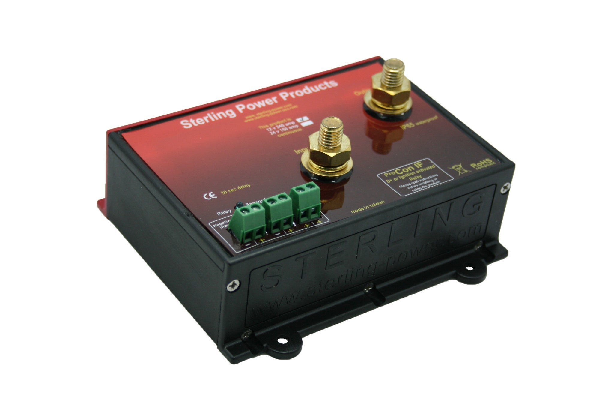 Ignition Feed Relay Pro Con IF