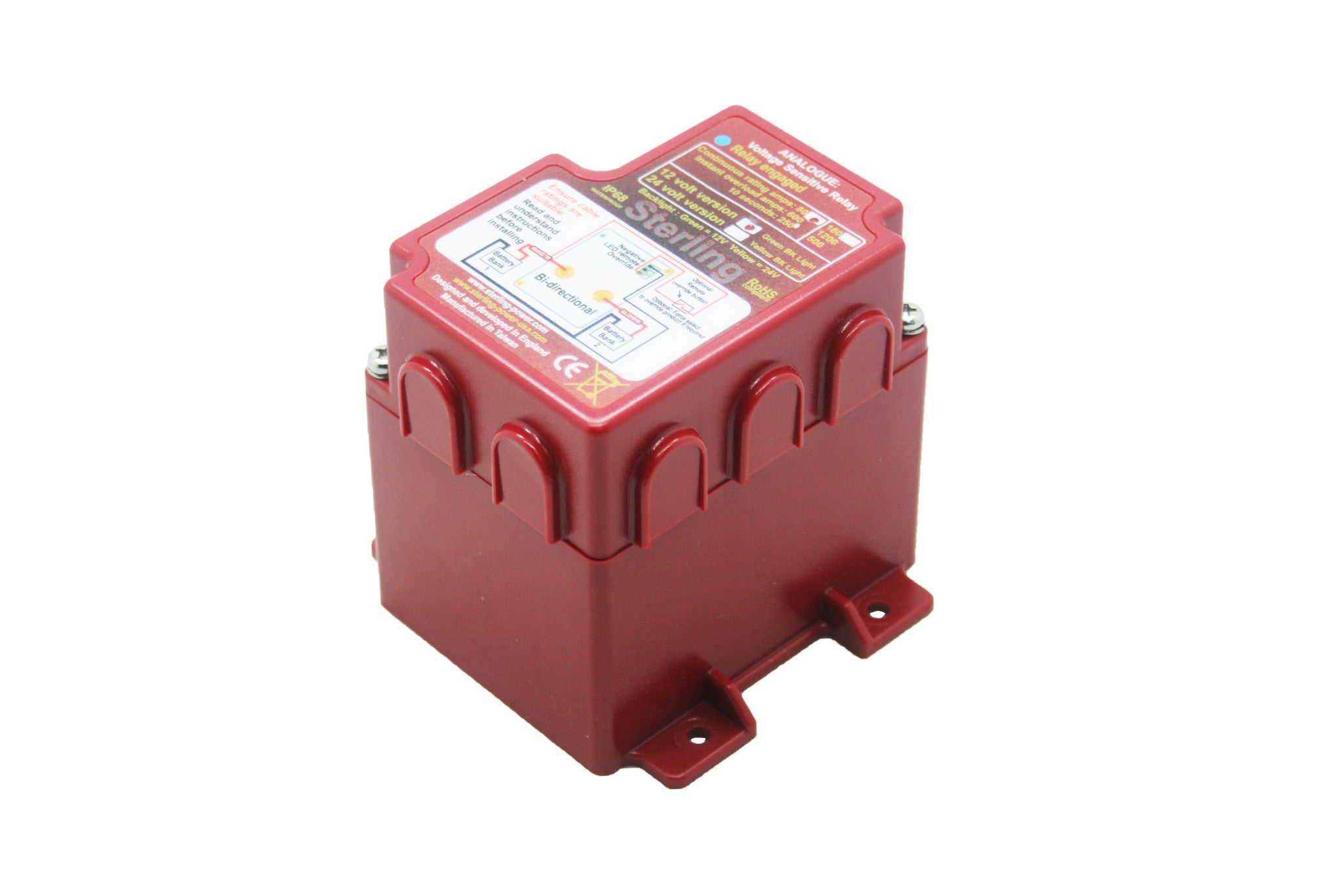 Under Current Relay Pdf Ignition Feed Pro Con If Sterling Power Products Voltage Sensitive Analogue 80 160a 12 24v