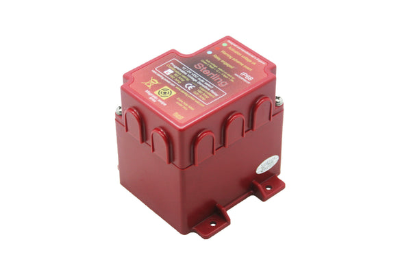 Voltage Sensitive Relay Digital 80 - 160A 12&24V