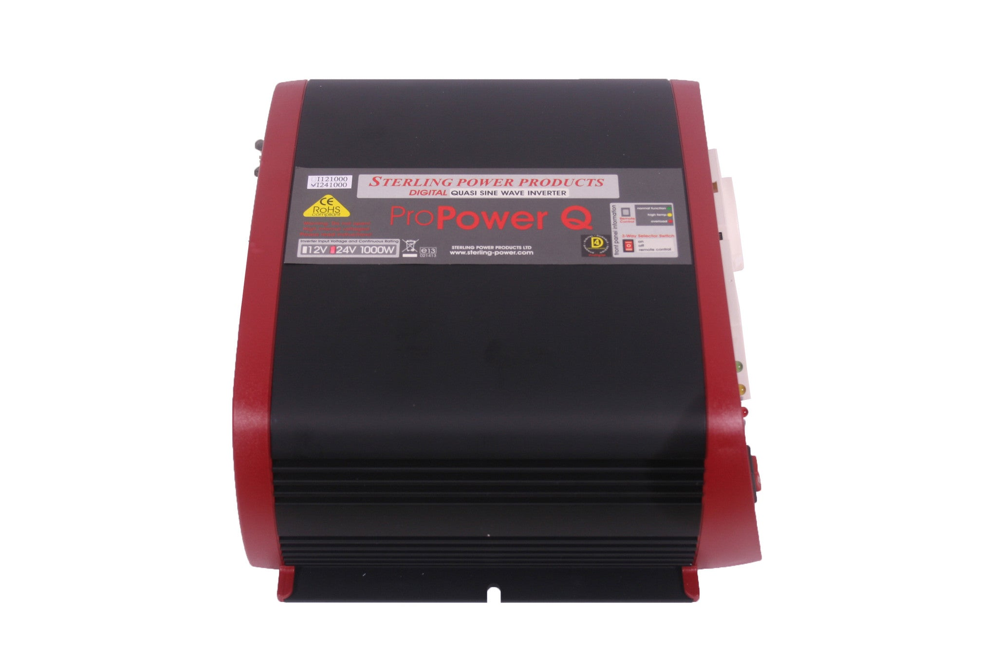 24V 1000W Quasi Sine Wave Inverter CLEARANCE 30 Days Warranty