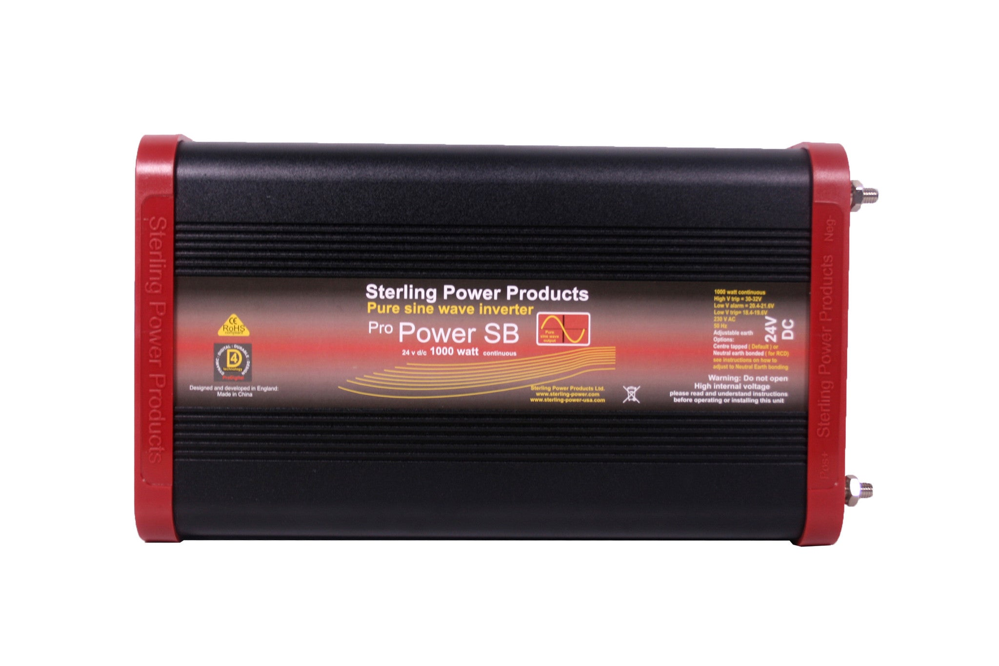 Pro Power Sb Pure Sine Wave Inverters Sterling Products Design Modified Code For