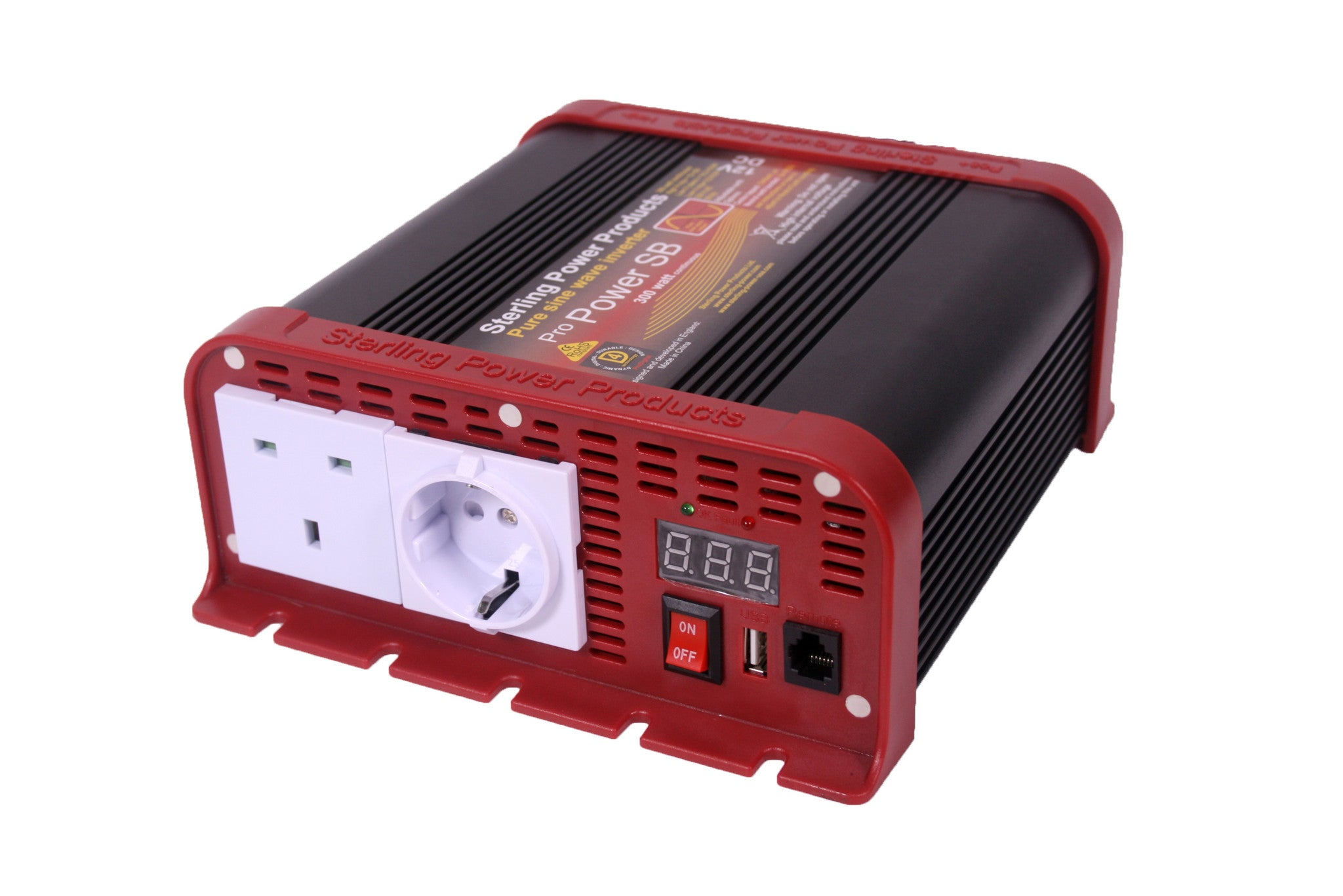 * NEW* 110V 50Hz  Pure Sine Wave Inverters 12 & 24V 1600W
