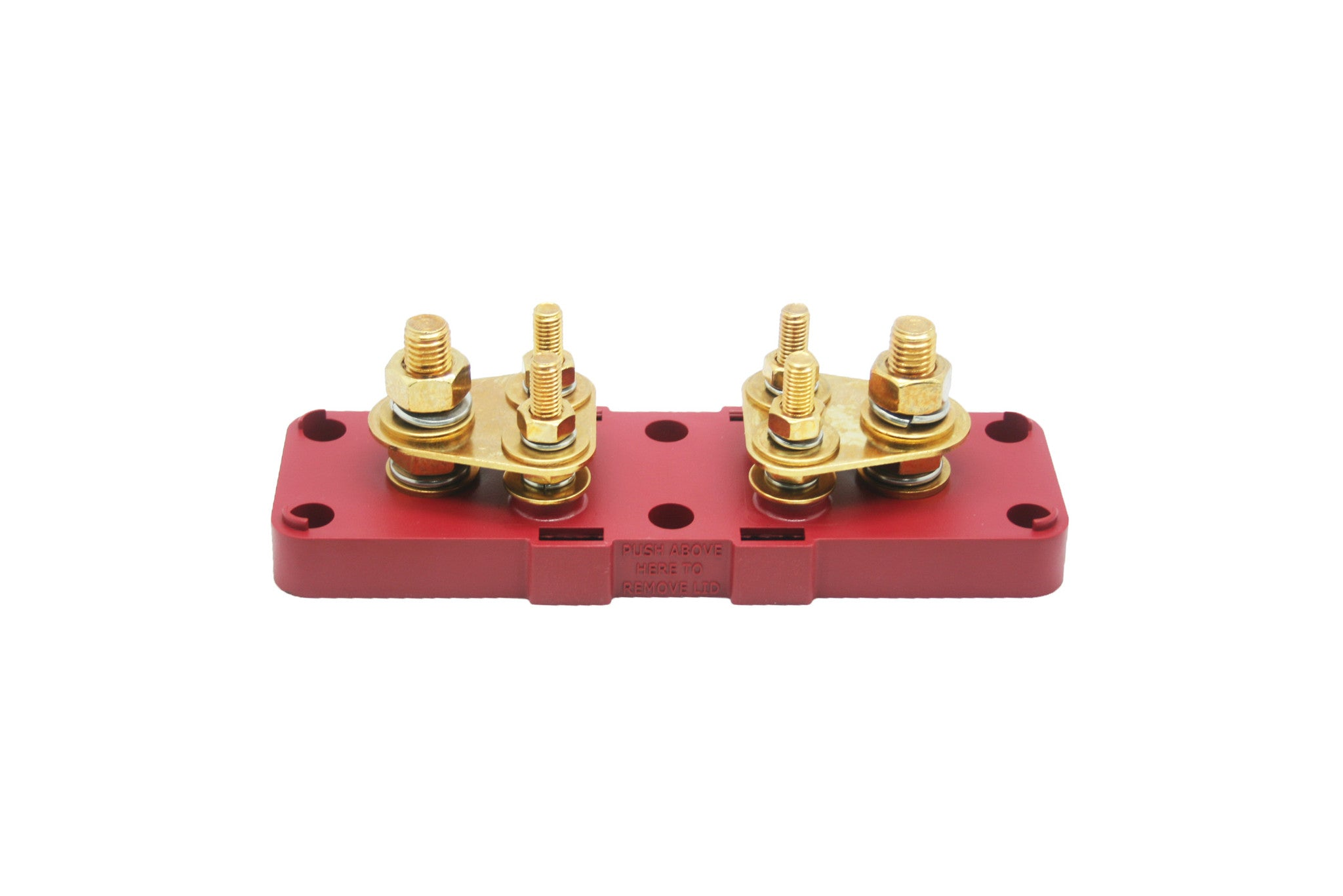 Gold Plated Fuse Holders M8 (up to 500A) & M12 (up to 1000A)