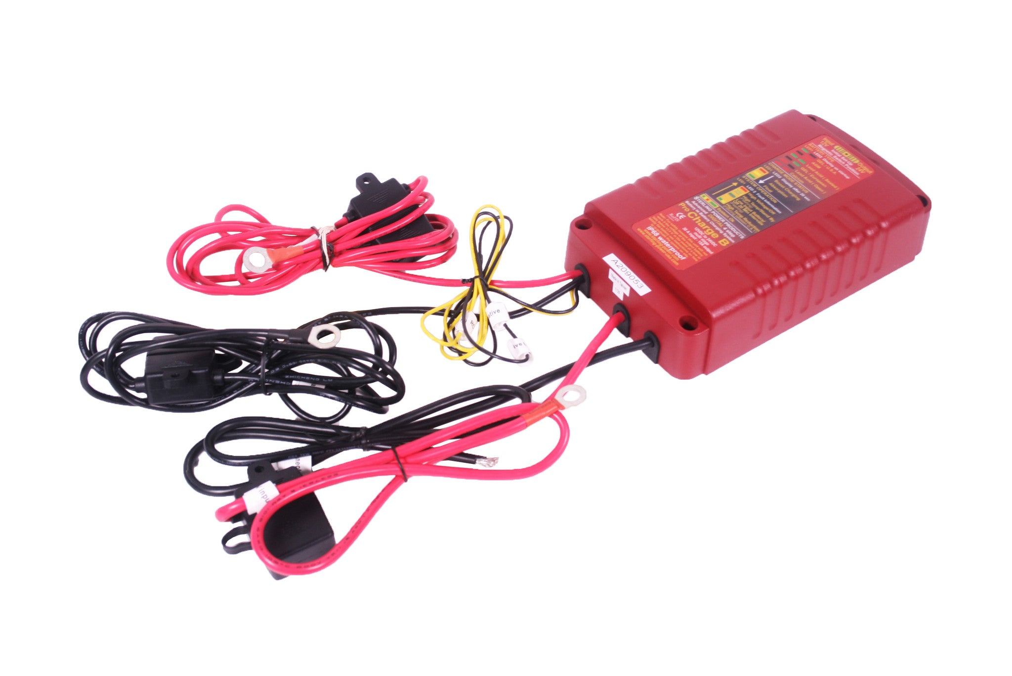 Pro Charge B BBW (20A 12V/24V/36V)  (Waterproof BTB Charger)