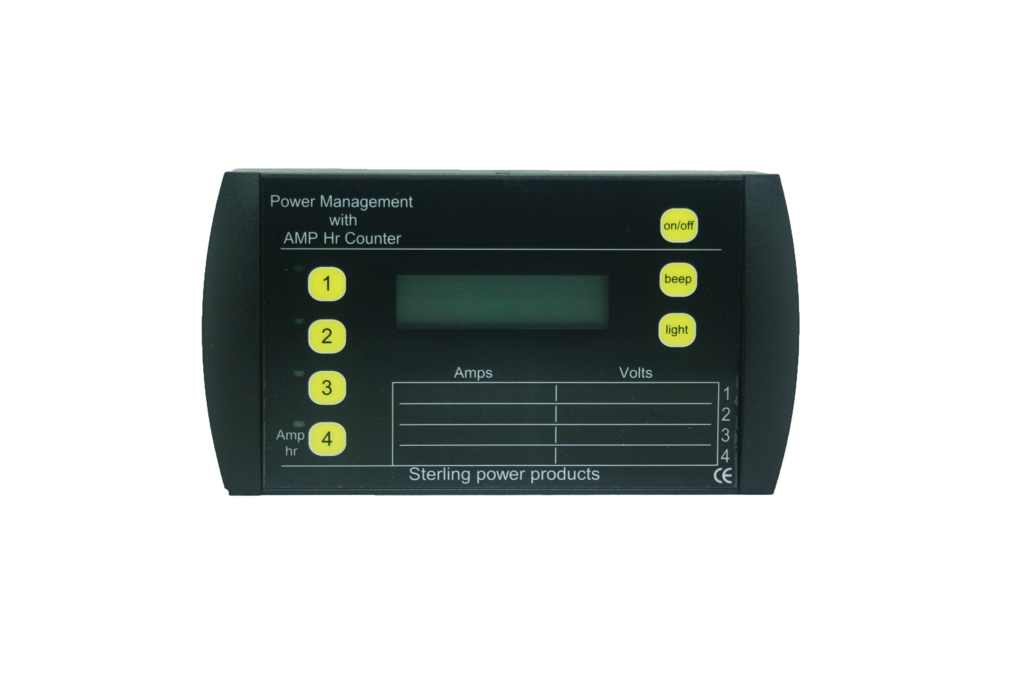 Latching Relay Remote Control Sterling Power Products The Wireless Equipment Has Two Modes Latched Management Panel