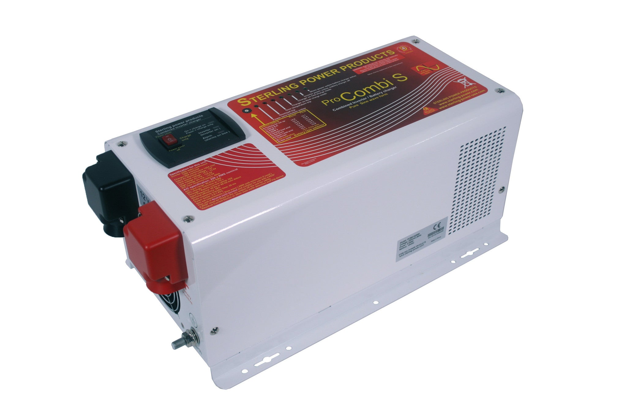 Pro Combi S Pure Sine Wave Inverter Sterling Power Products Circuit Digram With Code