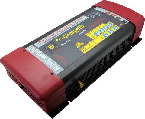 Pro Charge C - 24V | 20A AC to DC battery charger (30 Days warranty)