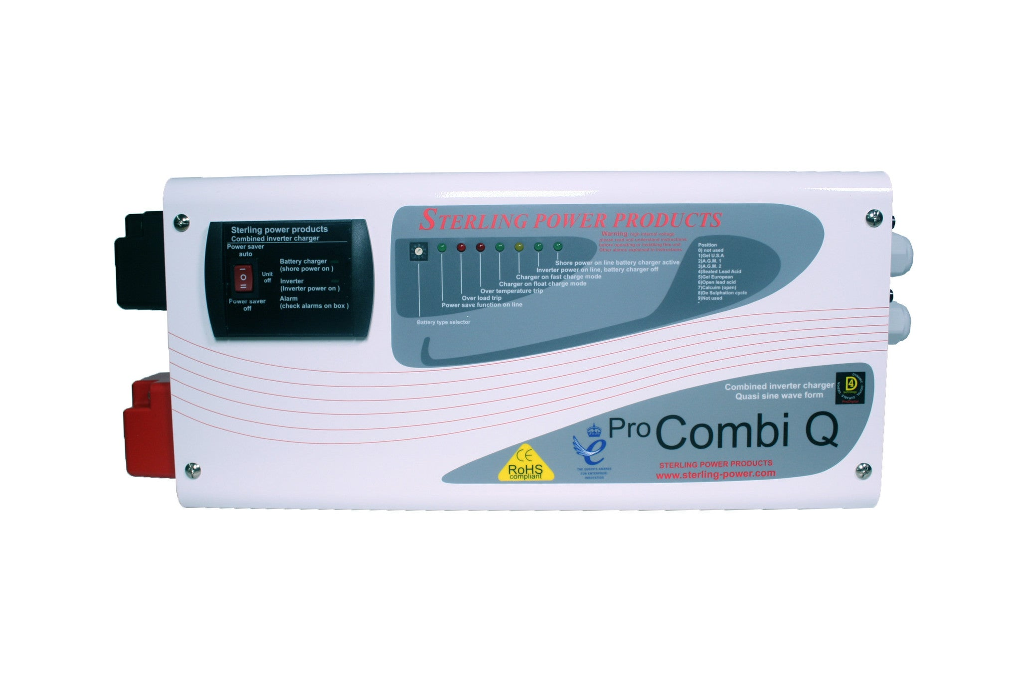 Pro Combi Q Quasi Sine wave | Sterling Power Products