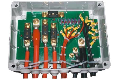 power fuse box wiring diagram new Power Fuse Box Wires