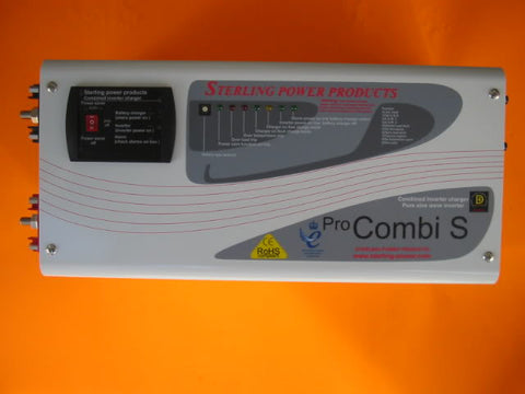 Pro Combi S Pure Sine Wave Inverter / charger 24V 3500W (4 remaining) 30 days warranty BARGAIN