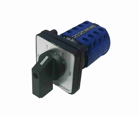 230V Manual 16-30-50A 3 Way Crossover Switch